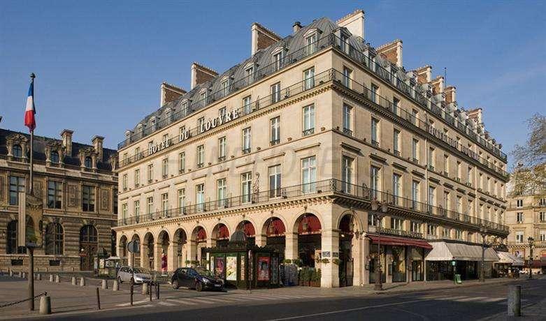 Hotel du Louvre Paris a Hyatt hotel 2