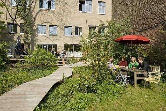 Pfefferbett Hostel 3