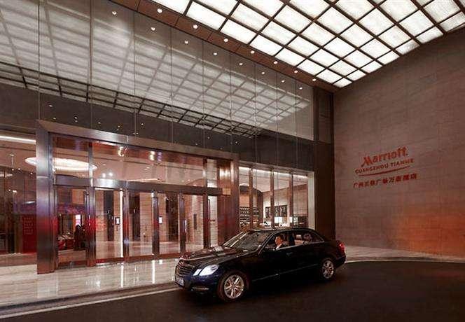 Guangzhou Marriott Hotel Tianhe 2