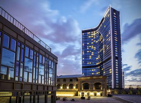 Hilton Istanbul Bomonti Hotel Conference Center 2