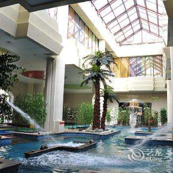 Ariva Hot Spring Resort Qingdao 2