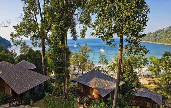 Bunga Raya Island Resort Spa 5