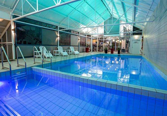 Melbourne Marriott Hotel 5
