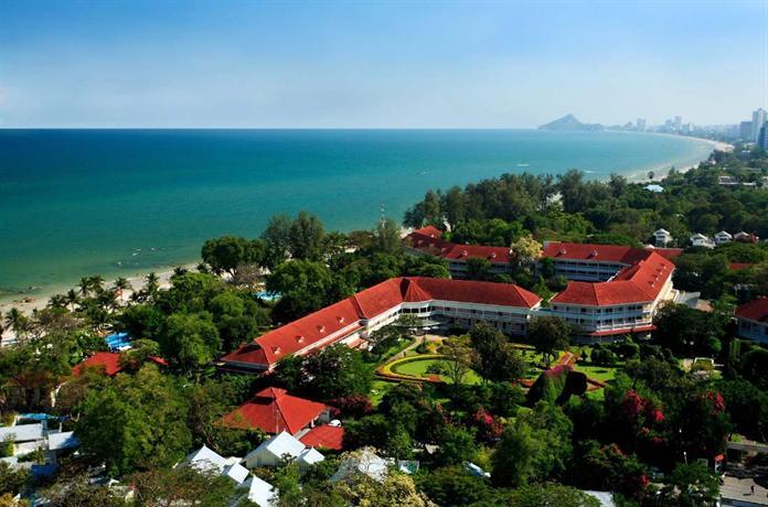 Centara Grand Beach Resort Villas Hua Hin 2