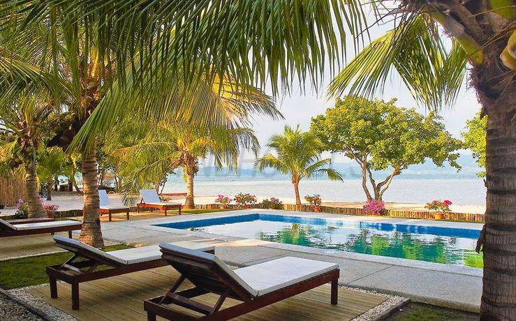Dos Palmas Arreceffi Island Resort Puerto Princesa City 3