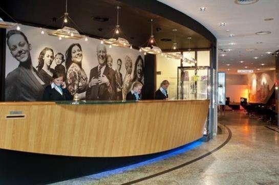 Inntel Hotels Amsterdam Centre 4