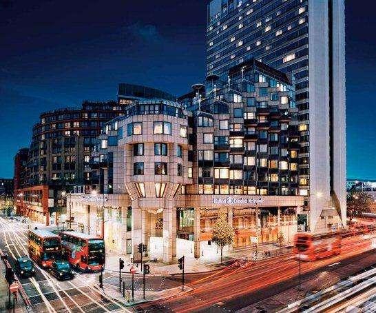Hilton London Metropole 3