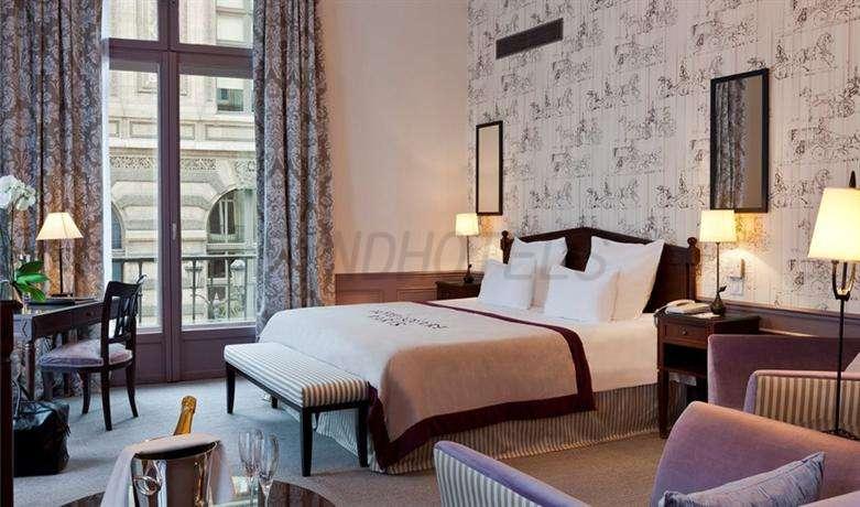 Hotel du Louvre Paris a Hyatt hotel 9
