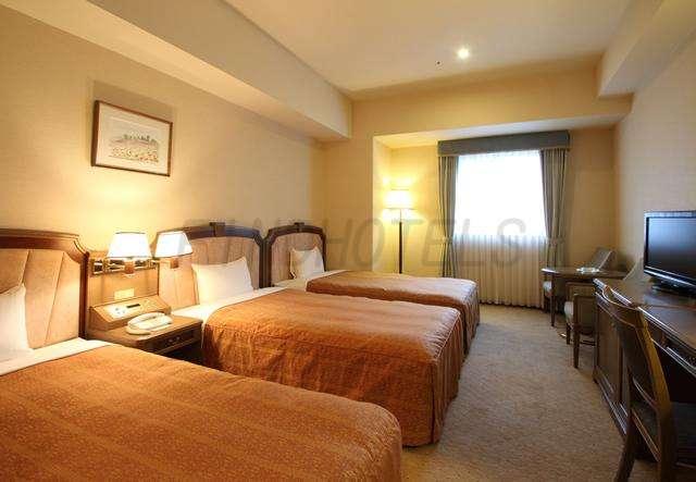 Sapporo Aspen Hotel 7