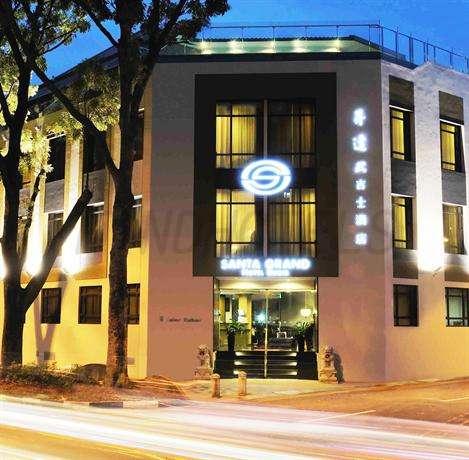Santa Grand Hotel Bugis 2