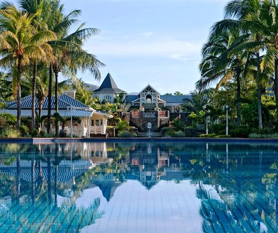 Heritage Le Telfair Golf Spa Resort 2