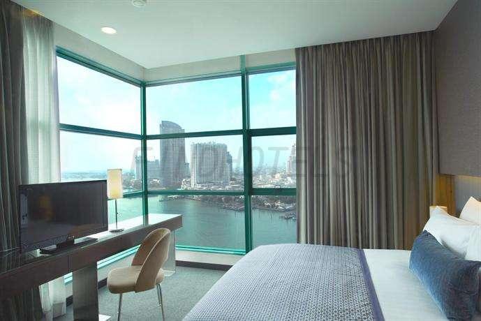 Chatrium Hotel Riverside Bangkok 16