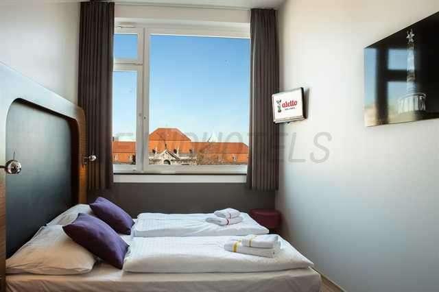 Aletto Kudamm Hotel Hostel 4