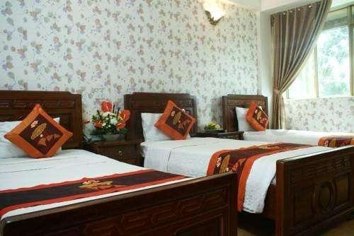 Hanoi Blue Sky Hotel 3