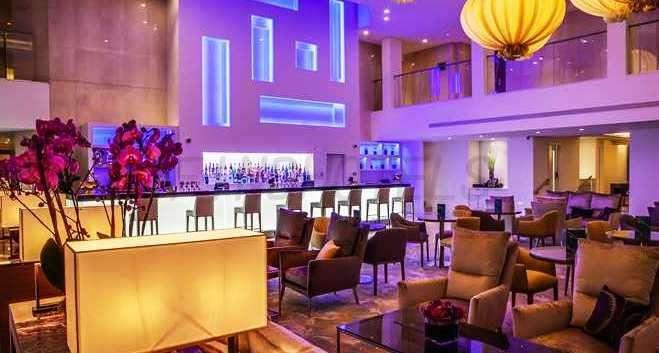 Hilton London Metropole 16