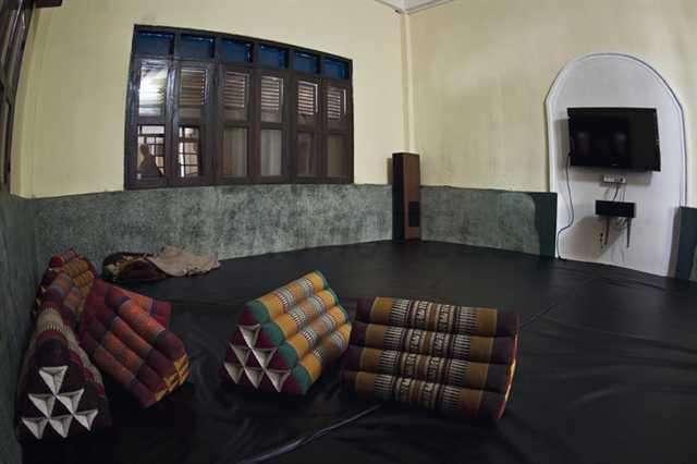 Sihome Backpackers Garden Hostel 3