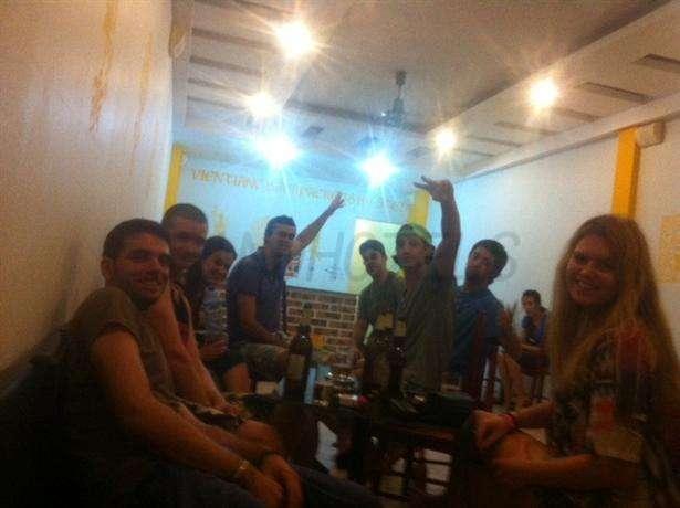 Vientiane Backpackers 2