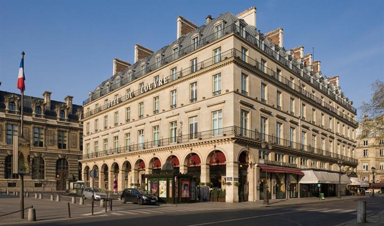 Hotel du Louvre Paris a Hyatt hotel