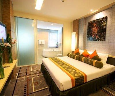 Miracle Suvarnabhumi Airport Hotel 5