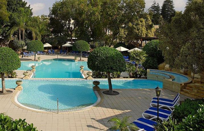 Corinthia Palace Hotel Spa 3