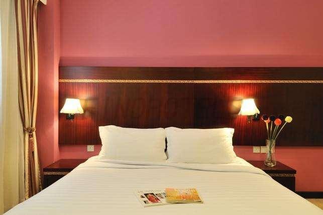 Santa Grand Hotel Bugis 12