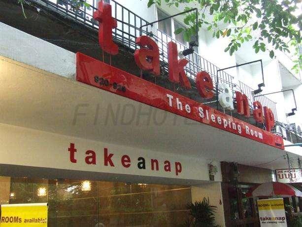 Take A Nap Hostel Bangkok 2