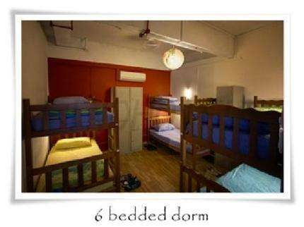 Fernloft City Hostel Little India Singapore 5