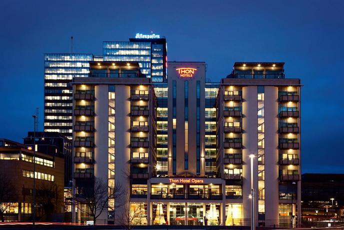 Thon Hotel Opera 2