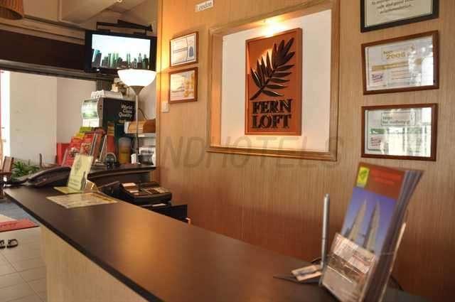 Fernloft City Hostel Chinatown Singapore 4