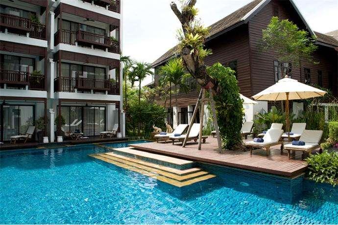 Rarin Jinda Wellness Spa Resort 3