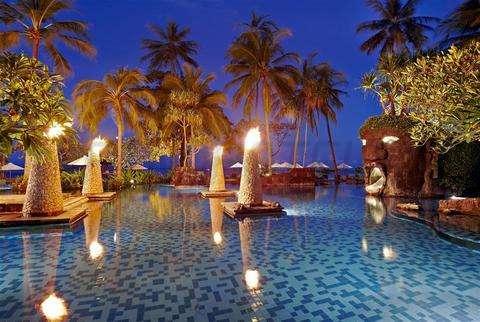 Sheraton Senggigi Beach Resort Lombok 3