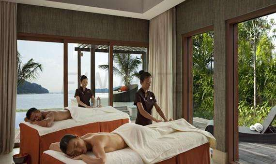 Resorts World Sentosa Equarius Hotel 5