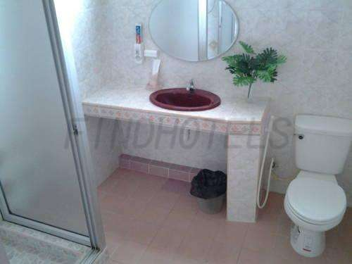 At Center Guest House Motorbike For Rent 3