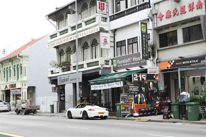 Fernloft City Hostel Little India Singapore 2