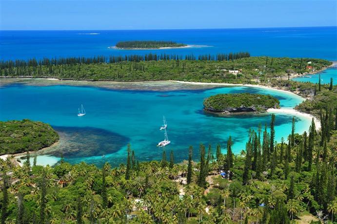Le Meridien Ile des Pins 2