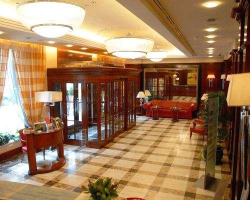 BEST WESTERN PREMIER Hotel Astoria 6