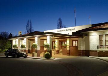 Hyatt Hotel Canberra 2