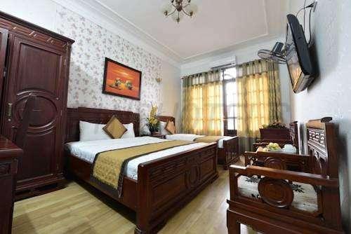 Hanoi Blue Sky Hotel 4