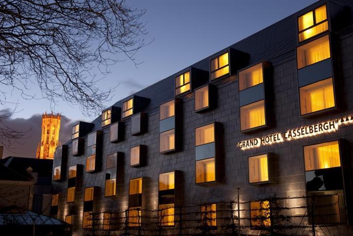 Grand Hotel Casselbergh Bruges 2