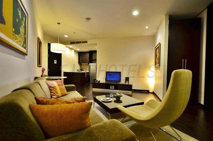 Chatrium Hotel Riverside Bangkok 12