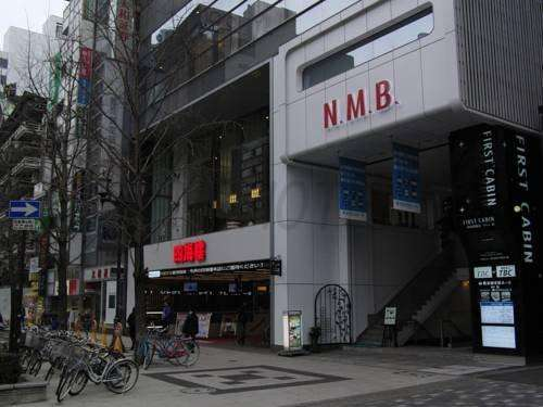 First Cabin Midosuji Namba 3