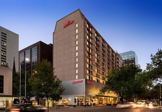 Melbourne Marriott Hotel 2