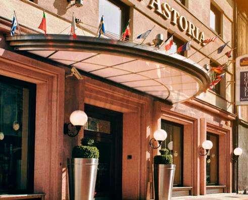 BEST WESTERN PREMIER Hotel Astoria 2