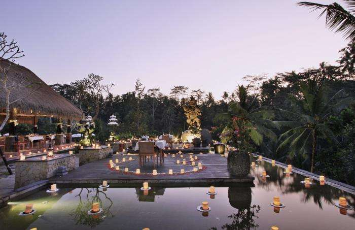 The Kayon Resort 3