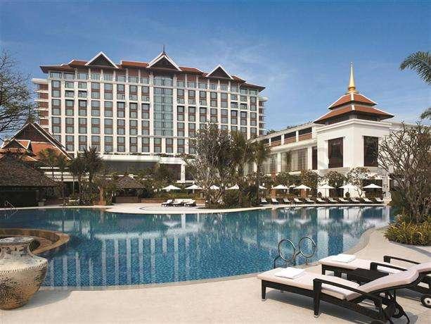 Shangri La Hotel Chiang Mai 2