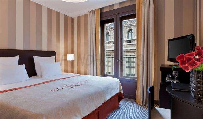 Hotel du Louvre Paris a Hyatt hotel 6