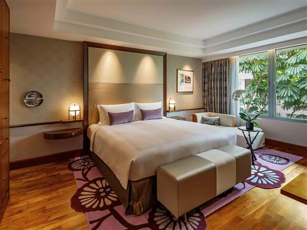 Sofitel Singapore Sentosa Resort Spa 4